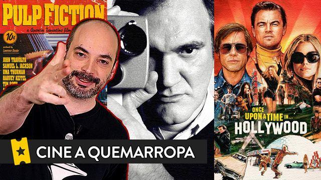 'Érase una vez... Quentin Tarantino': Destripamos el trabajo del director con un nuevo 'Cine a quemarropa'