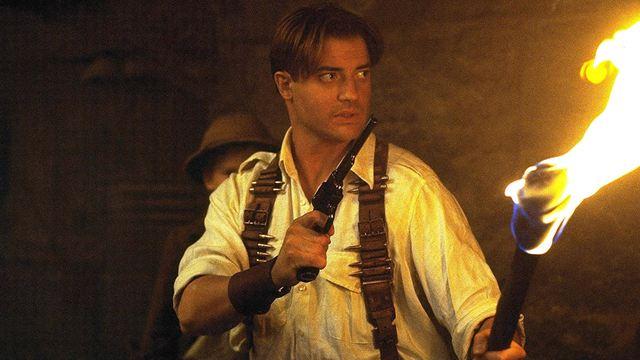 Brendan Fraser, a favor de hacer una nueva película de 'La momia'