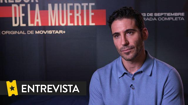 """Miguel Ángel Silvestre ('En el corredor de la muerte'): """"Quizá es mi papel más comprometido por ser una persona que está sufriendo una gran injusticia"""""""