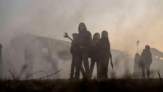 Adelántate a la tercera serie de 'The Walking Dead' con las primeras imágenes de su heroína
