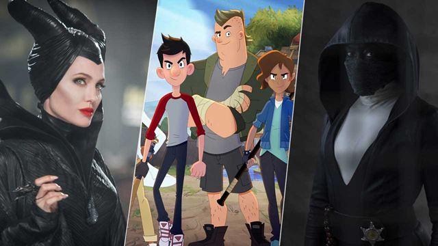 6 series y películas que te recomendamos ver este fin de semana en Netflix, HBO, Amazon o gratis en televisión