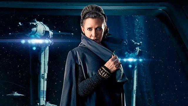 El Episodio IX de 'Star Wars' iba a convertir a Leia en la última Jedi antes de su muerte