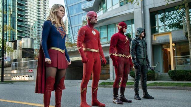 'Crisis on infinite Earths' ya tiene 'teaser' y promete ser el mayor 'crossover' hasta la fecha