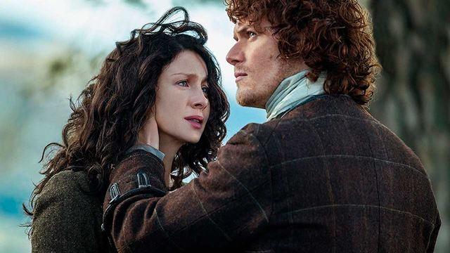 Los 5 momentos más bonitos de Claire y Jamie en 'Outlander'