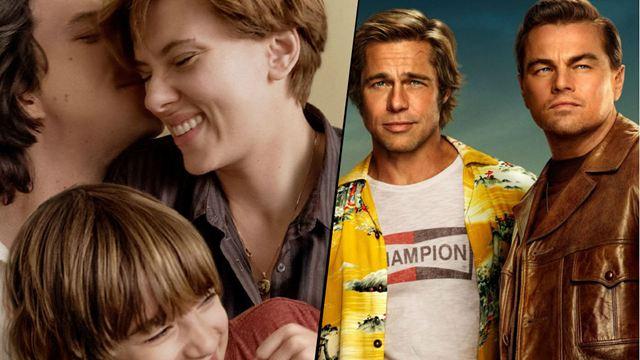 Globos de Oro 2020: Lista completa de nominados en cine