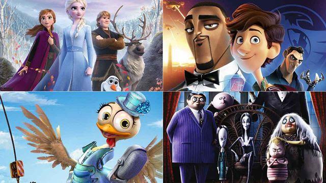 Las películas de animación que puedes ver en los cines esta Navidad