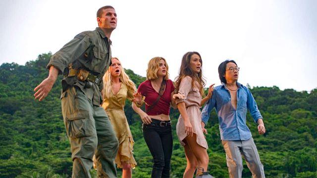 'Fantasy Island': El equipo cuenta cómo fue el rodaje en Fiyi, un lugar de vacaciones para tus peores pesadillas