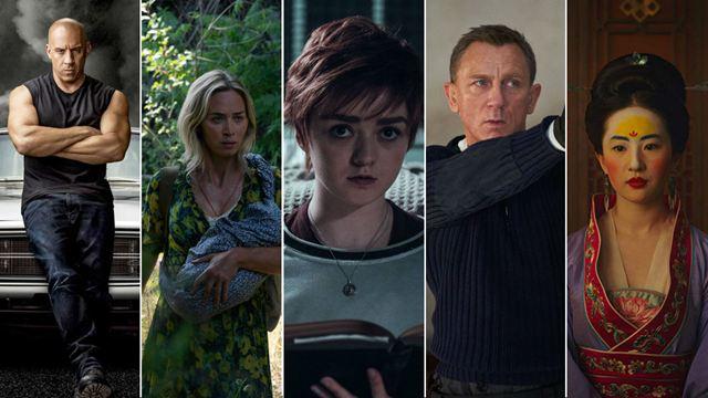 'Sin tiempo para morir', 'Un lugar tranquilo 2', 'Fast & Furious 9'... Todos los estrenos retrasados por el coronavirus
