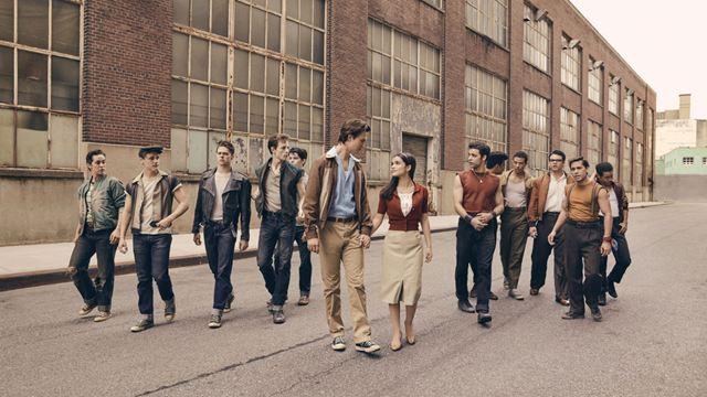 'West Side Story': Ansel Elgort protagoniza las nuevas imágenes del musical de Steven Spielberg