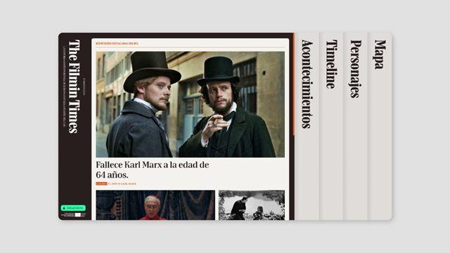 'The Filmin Times': nace el noticiero sobre la historia de Europa a través del cine de Filmin