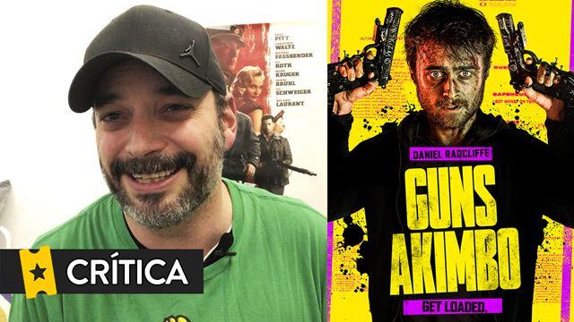Crítica de 'Guns Akimbo' (Amazon Prime Video), por Alejandro G. Calvo