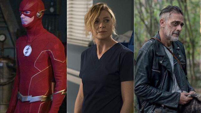 'Anatomía de Grey', 'The Walking Dead' y otras 18 series que se quedan sin final debido al coronavirus