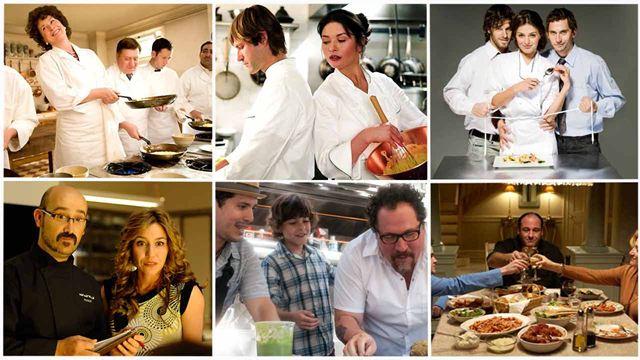 24 películas y series para sacar al cocinero que llevas dentro