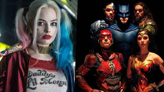 'Escuadrón Suicida' iba a conducir, originalmente, a las dos partes de la 'Liga de la Justicia' de Zack Snyder