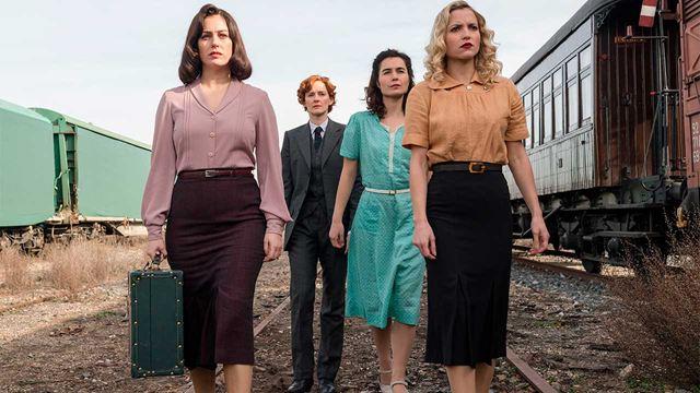 'Las Chicas del Cable': Así ha sido el inesperado final de la primera serie original española de Netflix