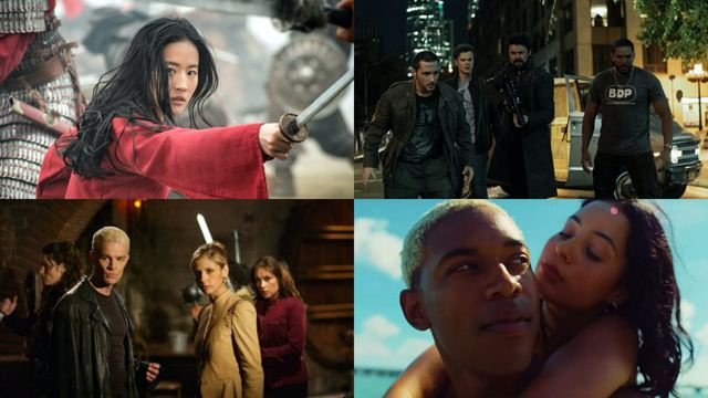Estrenos de películas y series en Amazon Prime Video, HBO, Movistar+, Disney+ y Filmin del 31 de agosto al 6 de septiembre