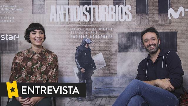 """Rodrigo Sorogoyen ('Antidisturbios'): """"Las cloacas del Estado explican cómo somos, quiénes somos y cómo estamos como sociedad"""""""