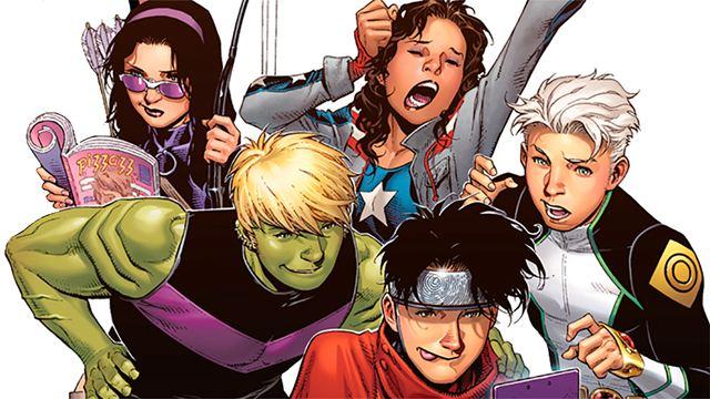 RUMOR: 'Young Avengers' será la próxima gran película de Marvel