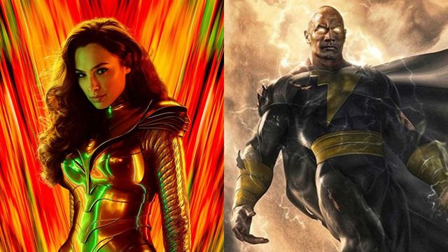 'Wonder Woman 1984' contiene un 'easter-egg' de Black Adam