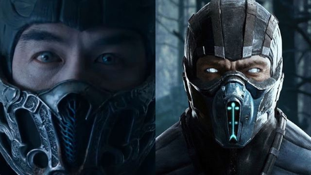 Duelo entre los personajes de 'Mortal Kombat' de carne y hueso y del videojuego. ¿Con cuál te quedas?