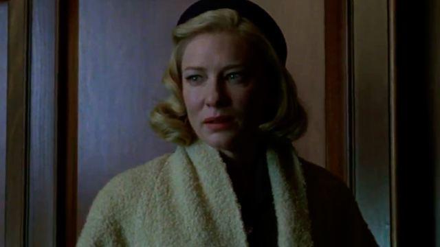 'Carol': Nuevo clip de la cinta protagonizada por Cate Blanchett y Rooney Mara