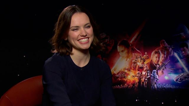 Daisy Ridley Interview...