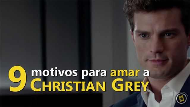 'Cincuenta sombras más oscuras': 9 motivos para amar a Christian Grey en un vídeo de menos de 1 minuto