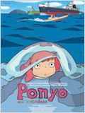 Ponyo en el acantilado