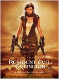 Resident Evil: Extinci&#243;n