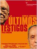 Últimos testigos: Fraga Iribarne-Carrillo, comunista