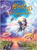 Winx 3D. La aventura mágica