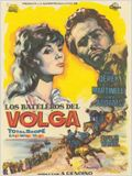 Los bateleros del Volga