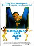 El disparatado super agente 86
