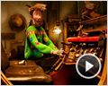 Arthur Christmas: Operaci&#243;n regalo Teaser