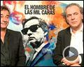 Foto : José Coronado, Marta Etura, Eduard Fernández, Carlos Santos Interview : El hombre de las mil caras