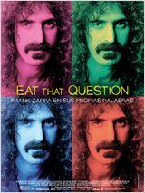 Eat That Question. Frank Zappa en sus propias palabras