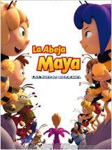 La abeja Maya, los juegos de la miel