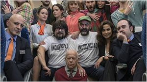 """Entrevista a José Corbacho y Juan Cruz ('Incidencias'): """"Nos apetecía reírnos de la imperfección del ser humano"""""""