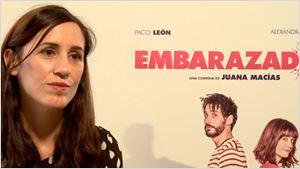 'Embarazados': Juana Macías cuenta cómo utilizó su experiencia personal para el filme en esta entrevista