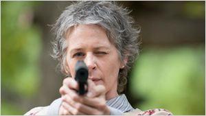 'The Walking Dead': Los productores revelan que Carol casi muere en la tercera temporada