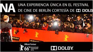 ¡GANA una experiencia única en el Festival de Cine de Berlín cortesía de DOLBY ATMOS!