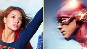 'Supergirl': Confirmado el título del 'crossover' con 'The Flash' y nuevas pistas sobre la trama