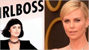 '#Girlboss': Charlize Theron producirá la nueva comedia original de Netflix sobre el mundo de la moda
