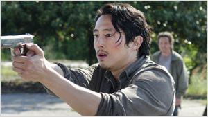'The Walking Dead': Steven Yeun revela por qué Glenn no ha matado a ningún humano en la serie