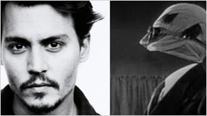 Johnny Depp se une al 'reboot' de 'El hombre invisible'