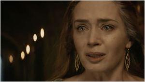 'El cazador y la reina del hielo': Emily Blunt se convierte en la villana de la historia en el nuevo tráiler