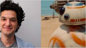 'Star Wars: El despertar de la Fuerza': BB-8 decía líneas de diálogo reales en el rodaje