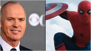 'Spider-Man: Homecoming': 6 villanos a los que podría interpretar Michael Keaton