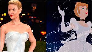 Claire Danes, tendencia en Twitter por su vestido a lo Cenicienta en la MET Gala