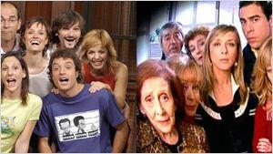 Así eran los actores de 'La que se avecina' cuando estaban en 'Aquí no hay quien viva'